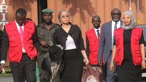Anti-Corruption War: How I ran Justice Ofili-Ajumogobia's bank accounts, Banker reveals in court