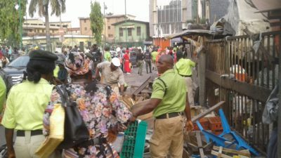 Task Force moves to reclaim glory of Tinubu Square, others, as Lagos begins protection of monumental arcades across state
