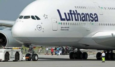 Landing Gear Damage: Lufthansa aircraft grounded in Abuja airport