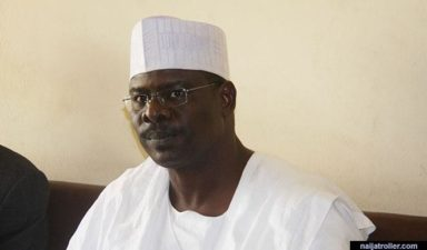 Why I said Senate didn't reject Magu – Ndume