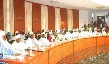 Northern govs, traditional rulers meet over insecurity