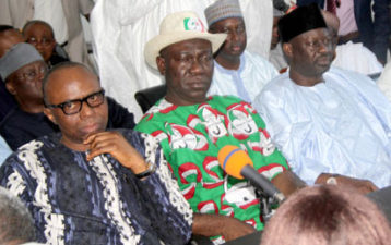 PDP apprehensive over possible loss of Deputy Senate Presidency