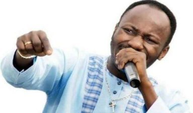 I didn't ask Christians to kill Muslims, Pastor Suleiman Johnson denies report