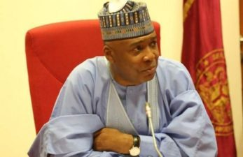 Saraki launches contest on made in Nigeria products
