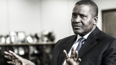Dangote for 6th year remains Africa's richest man, Says Forbes