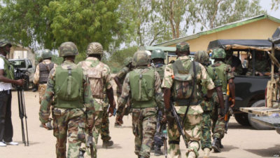 Emir hands over 3 Boko Haram suspects to military
