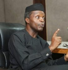 Corruption trials must conclude promptly once commenced, V'President Osinbajo declares