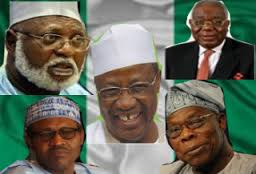 Nigerian Politics: The concept of the original sin and the power addicts