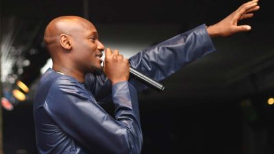 Buhari's aide cautions 2face against peace breach, as Lagos Police gives Tuface go-ahead on condition