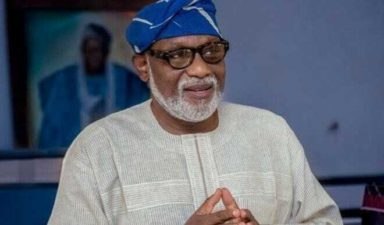 Good days for Ondo workers as Akeredolu makes salaries a priority