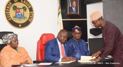 Ambode okays death penalty for kidnappers