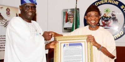 Aregbesola's intervention in education second to none, WAEC says