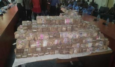 Rivers Rerun: Nigeria Police recovers N111 million from 23 'corrupt' INEC officials