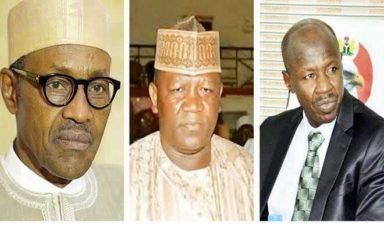 EFCC probe: Buhari won't shield governors – Presidency