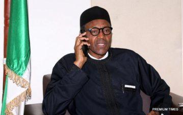 Buhari calls Dalung, condole him over wife's death