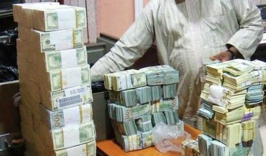 Rise and rise of billion-naira arrests