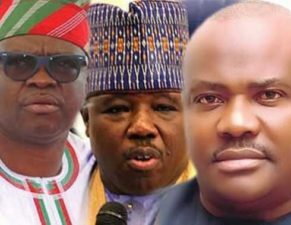 PDP Chairman, Sheriff, plans party restructuring to dislodge Fayose, Wike from prominence