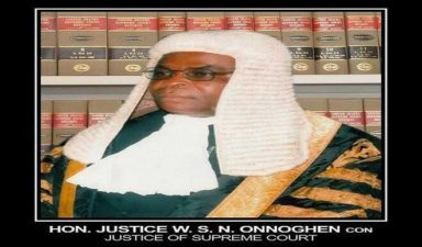NJC extends Onnoghen's tenure as acting CJN, as FG sends name to Senate