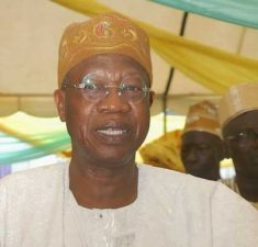 "Calling me ""Lie Mohammed'' is mindset and price for service – Lai Mohammed"