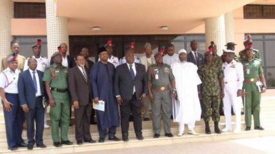 Africa's first Master's in Energy Security Management degree programme commences at Nigeria Defence Academy