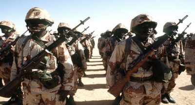 Thumb up as Multinational Task Force says over 1,300 Boko Haram members surrendered in January