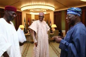 Say what you like, Buhari has performed well – Octogenarian Obasanjo declares