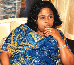 ANTI-CORRUPTION WAR: Patience Jonathan in the news again; wants court to unfreeze her accounts
