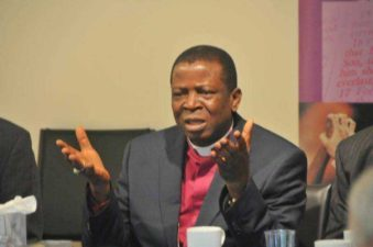 Anglican Primate describes Buhari's anti-corruption crusade as noble cause