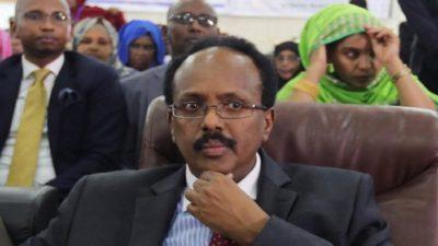 Somalia's Election: Osinbajo salutes Farmajo over victory as elected President
