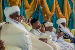 Sultan of Sokoto joins Aregbesola, Bola Ajibola, others in prayers for Nigeria, Buhari
