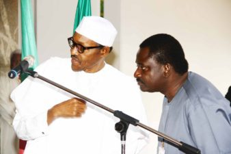 Thanks for holding out against mischief makers, Buhari appreciates Femi Adesina on phone