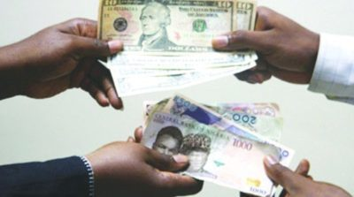 Naira further regains strength at N425 to a dollar in parallel market