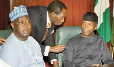 Buhari sets up committee to end rift with N/Assembly
