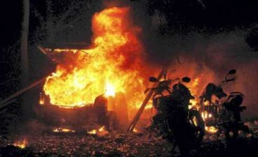 Security operatives intercepts pregnant suicide bomber, other in Borno