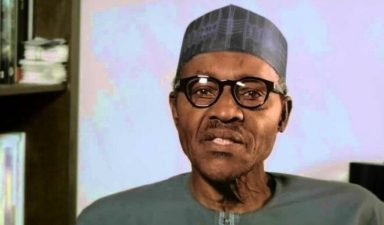 Buhari interacts with governors at NEC session