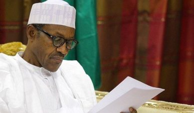 Buhari appoints new executives for Nigeria's Bank of Agriculture