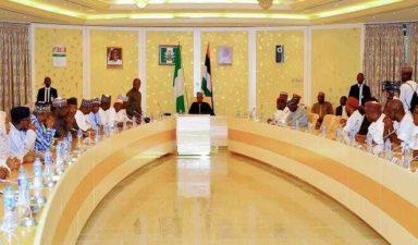 Nigerians jubilate as President returns