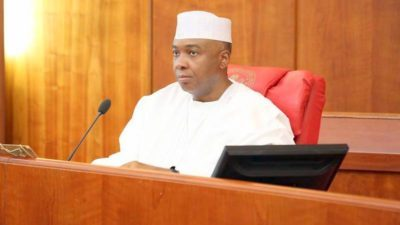 Saraki urges committee chairmen to round off work on 2017 budget