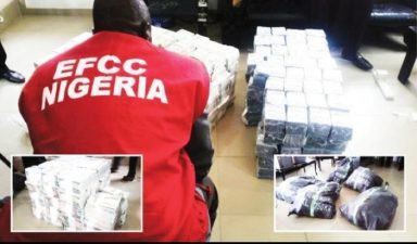 We are still looking for owner of N49m intercepted at Kaduna airport — EFCC