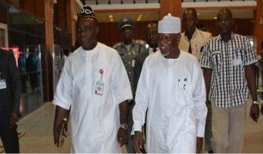BREAKING: Customs CG, Hameed Ali, honours Ekweremadul-led Senate plenary in mufti