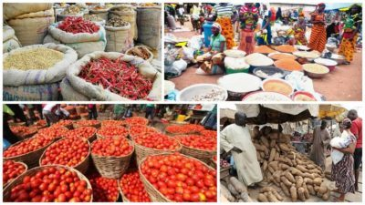 Nigerian economy recovery signals as inflation rate finally falls for the first time in 15 months