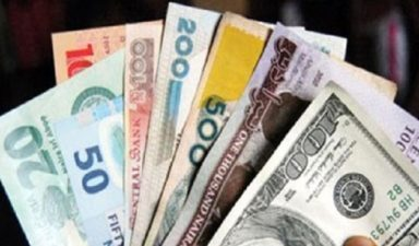 Dollar drops to N430 at street market as CBN supplies $180m