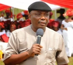 More reasons Senators want Buhari's government shutdown coming out, as Senator Nwaoboshi, who wants Magu removed as EFCC boss, is discovered under probe for N2.1bn contract fraud – Report reveals
