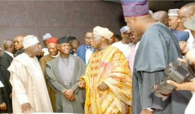 Sirleaf leads African leaders, others to commission Obasanjo's library