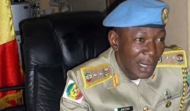 Breaking: Peace Corps commandant, Dickson Akoh arraigned on 90-count charge