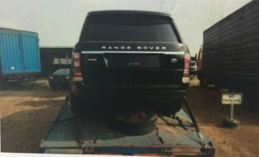 Customs seized Saraki's bulletproof Range Rover over fake documents, reason Senate is fighting Hameed Ali – Investigations reveal