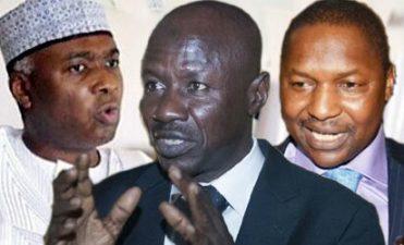 No convincing reason for Buhari to drop Magu as EFCC boss – Reports
