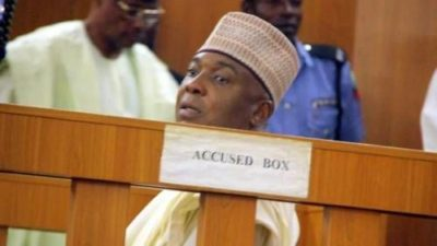 What's clear is Saraki doesn't mean well for Buhari's government, Respondents say in reaction to alleged Senate President's threat to shut down Buhari's government in hours