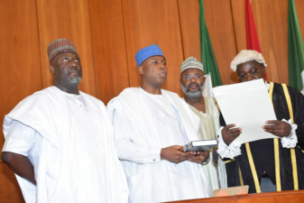 More angers as Senate probes self to shield Saraki, Melaye from allegations of scandal