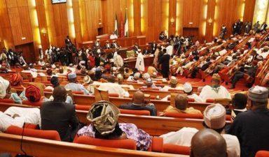 Senate takes anti-Magu war to Presidency